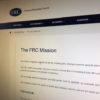 FRC new website