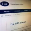 FRC update, FRC's new website