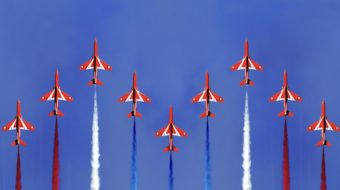 Red Arrows, high-performing teams, board performance, board effectiveness, teamwork, PLC board performance