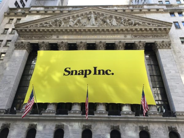 Snap, IPOs, investment, voting rights