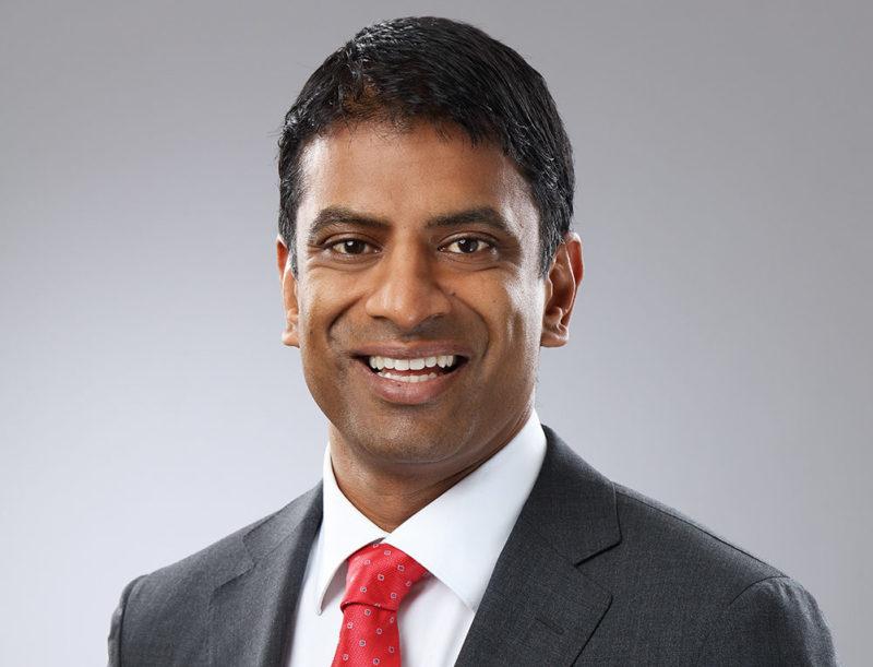 Vasant Narasimhan, Novartis