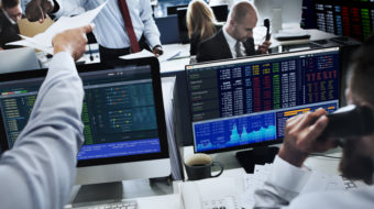 stock markets, stock exchange, short-term shareholders