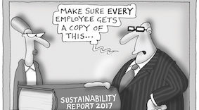 The Bored: Higgins on (un)sustainability