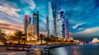 Doha, Qatar, Gulf