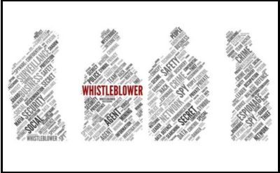 Whistleblowers, Whistleblowing