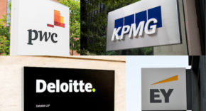 Big Four accounting firms face £10m in fines for faulty audits