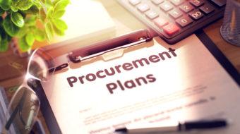 procurement, tenders