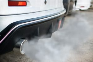 Car exhaust, corporate sustainability, sustainability reporting