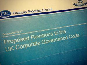 governance code, corporate governance