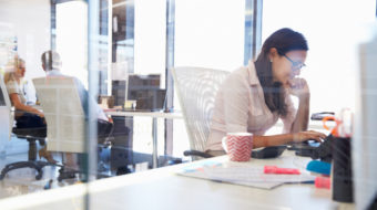 women at work, gender pay gap, business