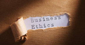 Opinion of business ethics rallies, but stays lower than 2015 level