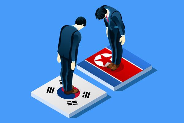 Korea, North Korea, South Korea