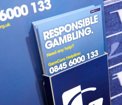 Gambling support, William Hill, gambling