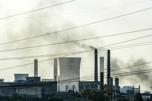 steel plant, heavy industry, EU, Romania