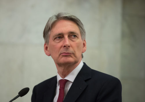 chancellor, Philip Hammond