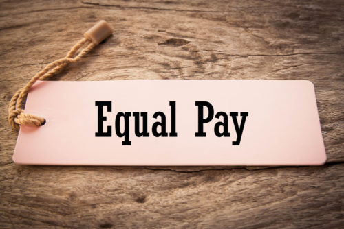Equal pay, gender pay gap