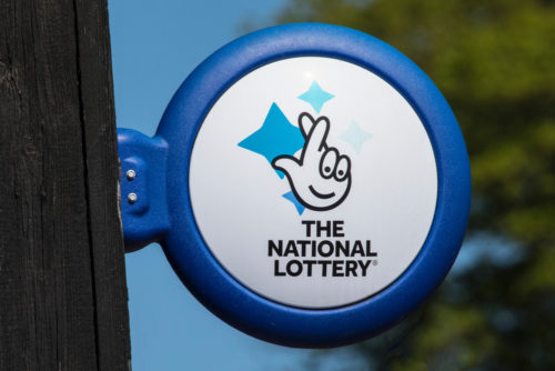 The National Lottery, Camelot