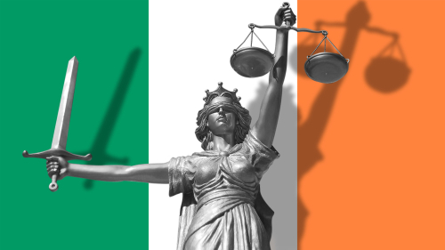 Ireland, justice, corporate crime