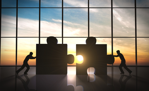 mergers, M&A, teamwork
