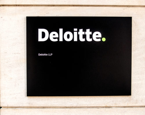 Deloitte, Big Four, audit