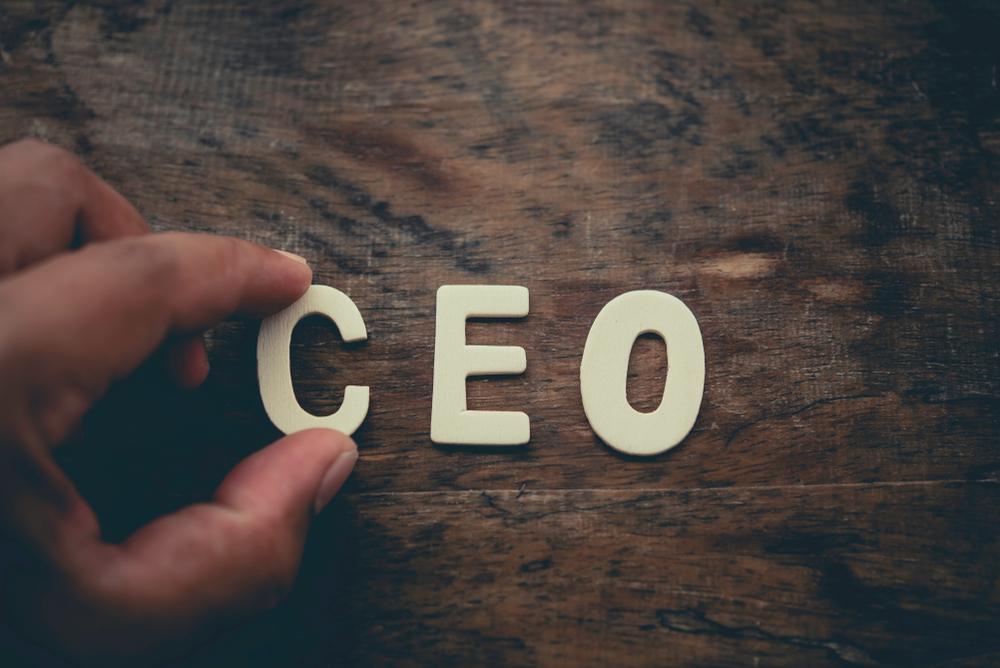 chief executive, CEO