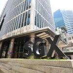 SGX, Singapore stock exchange