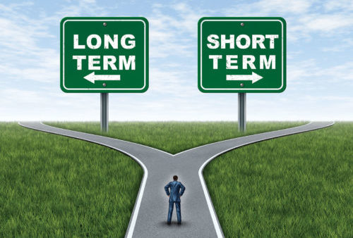 Short-termism, long-termism