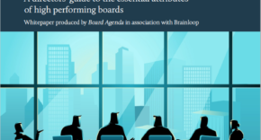 Board Agenda, Brainloop