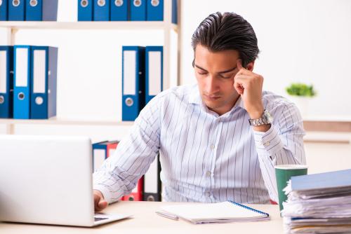 executive stress, mental health