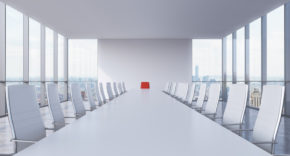 chair, boardroom