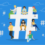 social media, hashtag, reputation