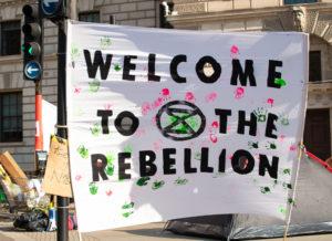Extinction Rebellion, climate change