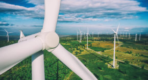 wind turbines, ESG