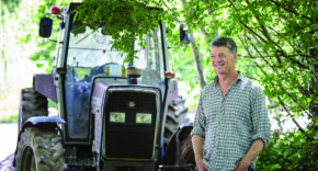 Riverford founder Guy Singh-Watson
