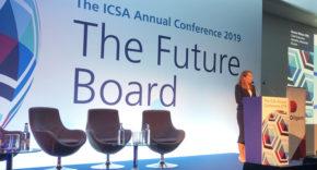 ICSA, Denise Wilson, gender diversity