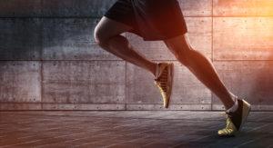 man running, future fit