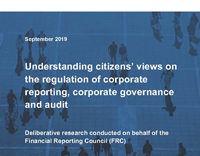 FRC citizens' views report