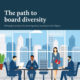 Path to Board Diversity – Diligent