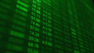 stock market listings