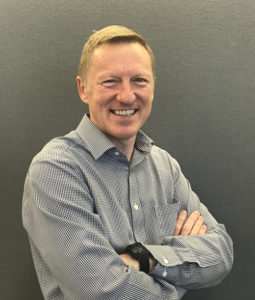 Simon Antrobus, CEO, BBC Children in Need