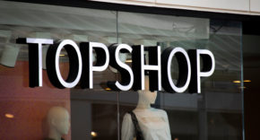 Topshop, part of Arcadia Group