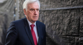 John McDonnell, Labour shadow chancellor
