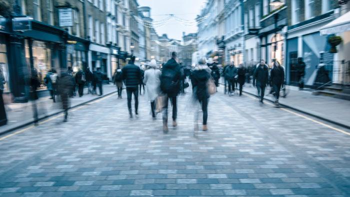 public trust, business behaviour, survey, UK