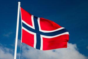 Nowegian flag, Norway human rights