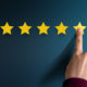 star rating, ranking, ISS rating