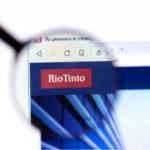 Rio Tinto website