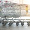 supermarket, essential worker