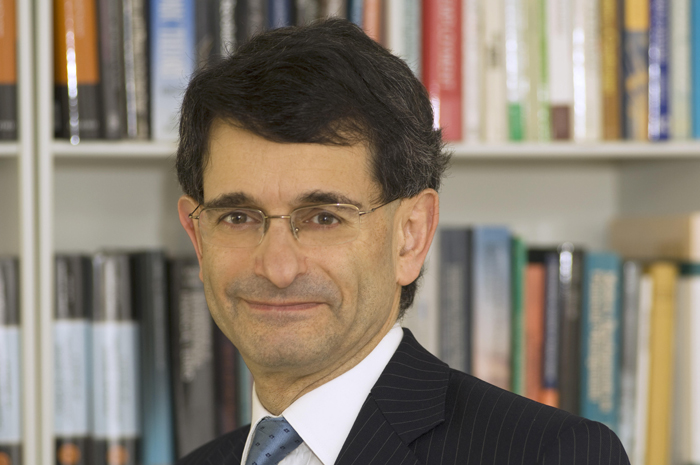 Professor Colin Mayer, British Academy