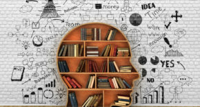 head bookcase