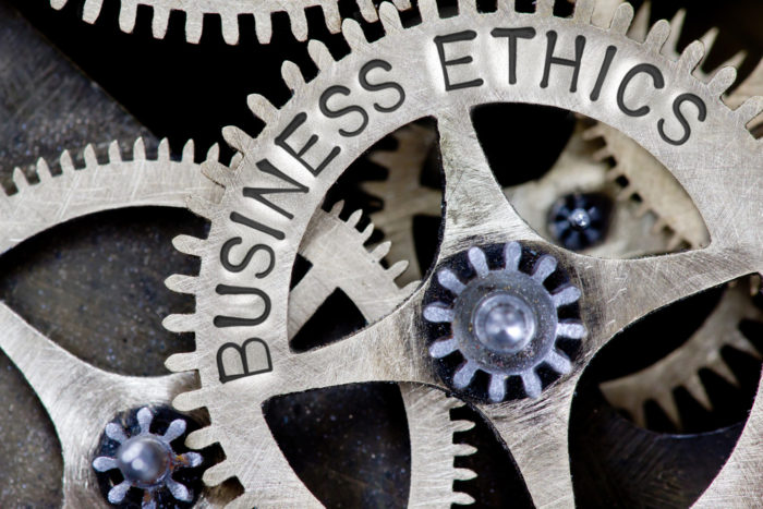 Business ethics, boardroom ethics